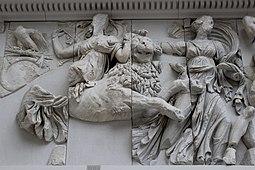 Древнегреческая богиня пондора