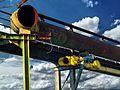 Alte Rohre, Bochum Jahrhunderthalle, Parkplatz, Westpark - panoramio.jpg