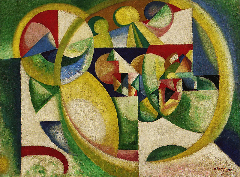 Archivo:Amadeo Untitled 1913 oil on canvas.jpg