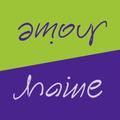 Ambigramme amour haine (vert et violet).png
