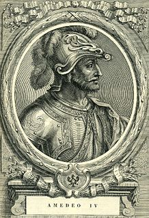 Count of Savoy 1233-1253