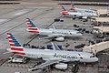 American Airlines aircraft at PHX (N657AW, N837AW, N604AW, N845NN) - Quintin Soloviev.jpg