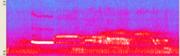 American elk bugling spectrogram,— Play audio (OGG format, 25kB),— Play audio (wav format).