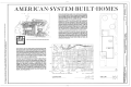 American System-Built Homes, 2720-22 West Burnham Street, Milwaukee, Milwaukee County, WI HABS WIS,40-MILWA,43- (sheet 1 of 4).png