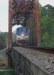 Amtrak Crescent crossing the Pearl River into Louisiana, April 2010.jpg