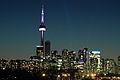 An Laslovarga Toronto in Night.JPG