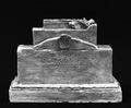 Andrea Malfatti – Elemento architettonico con stemma e iscrizione.tif