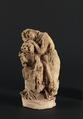 Andrea Malfatti – Figura femminile che riposa appoggiata a un muretto.tif