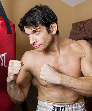 Rocky the Musical - Andy Karl as Rocky Balboa.