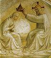 Angelico, incoronazione della vergine 1440-1441 dettaglio.jpg