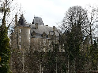 Angoisse Commune in Nouvelle-Aquitaine, France