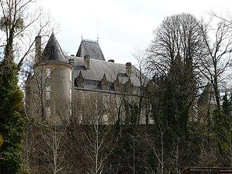 Angoisse - Chateau of Rouffiac