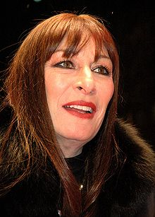 Anjelica Huston el 2005