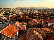Ankara Overview From Citadel