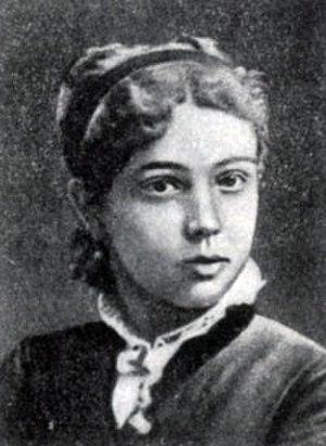 Anna Brenko - Anna Brenko in 1870s