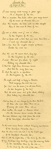 File:Annabel Lee fair copy Poe 1849.jpg