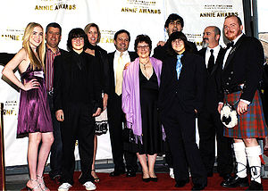 Cast and crew of Monster House