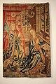 Annunciazione di manifattura fiamminga (Bruxelles), seconda metà sec. XV, cartone di Rogier van der Weyden (?).JPG