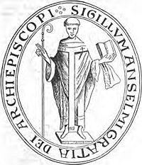 Anselm of Canterbury, seal.jpg