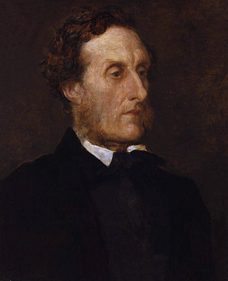 Anthony Ashley-Cooper, 7th Earl of Shaftesbury - Lord Shaftesbury by George Frederick Watts.