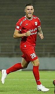 Anthony Stokes Irish footballer