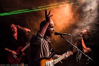 Antimatter (band) British dark rock band