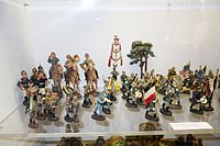 Antique toy soldier military band from different nations (26747269995).jpg