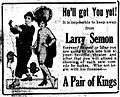 Apairofkings-newspaperad-1922.jpg