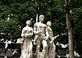 Aparajeyo Bangla statue 2, 2017 September.jpg