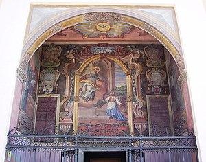 Berzo Inferiore - Apparition of Maria in Berzo Inferiore (1618)