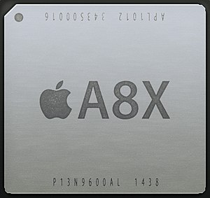 Apple A8X - Apple A8X chip