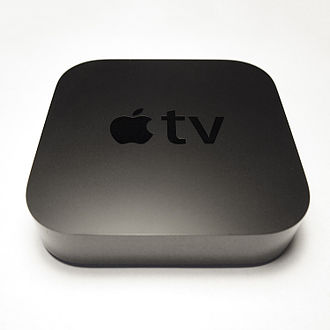Outline of Apple Inc. - Apple TV (2nd generation)