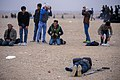 Arba'een Pilgrimage In Mehran, Iran تصاویر با کیفیت از پیاده روی اربعین حسینی در مرز مهران- عکاس، مصطفی معراجی - عکس های خبری اربعین 111.jpg