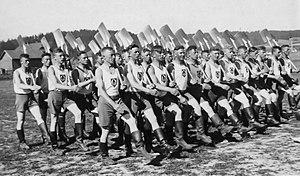 Reich Labour Service - Image: Arbeitsdienst