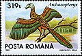 Archaeopteryx on stamp.jpg