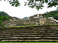 Architecture at Palenque Archaeological Site - Chiapas - Mexico (15057805763).jpg