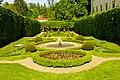 Arcibiskupský zámek, Kroměříž, podzámecká zahrada (2).JPG