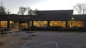 Westchester Library System - Image: Ardsley Public Library
