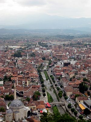 Theatre of Kosovo - Prizren