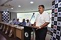 Arijit Dutta Choudhury Addresses - CRTL Silver Jubilee Celebration - NCSM - Kolkata 2018-03-13 8441.JPG