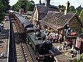Arley Station on the Severn Valley Steam Railway - panoramio (2).jpg