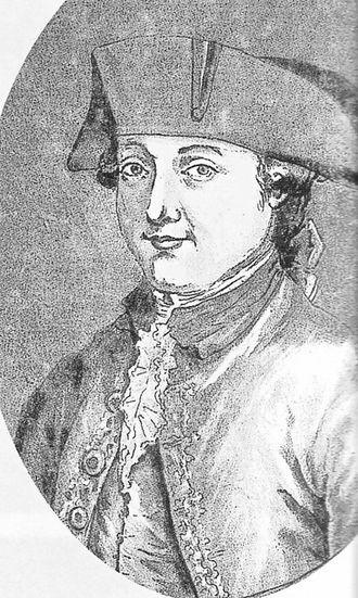 Rétaux de Villette - Armand Gabriel Rétaux de Villette, c. 1793