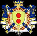 Armoiries des Montesquiou, ducs de Fezensac.png