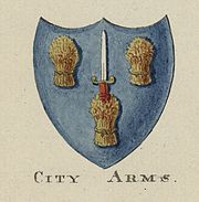 Arms of Chester City 02759