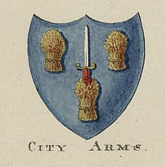 Arms of Chester City