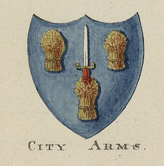Chester - Arms of Chester City