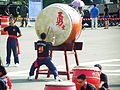 Army Academy R.O.C. Military Drums Team Performing in Chengkungling Ground 20131012a.jpg