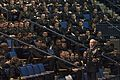 Army Gen. Martin E. Dempsey, chairman of the Joint Chiefs of Staff, addresses the graduating class of midshipmen at the U.S. Naval Academy in Annapolis, Md., April 21, 2015 150421-D-KC128-118a.jpg