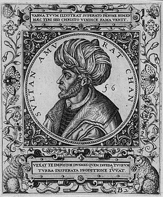 "Gülçiçek Hatun - The husband of ""Gül-Çiçek Khātûn"", Ottoman Sultan Murad I."