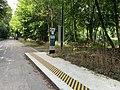Arrêt Navette Autonome RATP Bois Vincennes Tremblay Paris 1.jpg